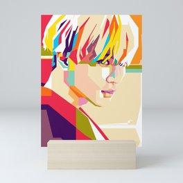 Taemin OffSick-OnTrack Mini Art Print
