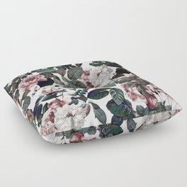 Vintage garden Floor Pillow