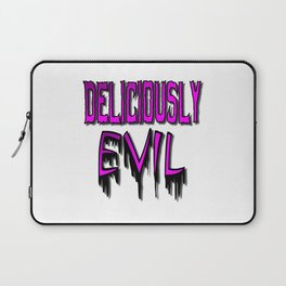 Deliciously Evil Laptop Sleeve