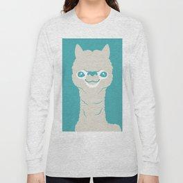 Cute alpaca Long Sleeve T-shirt