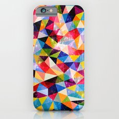 Space Shapes iPhone 6 Slim Case