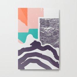 Monotómika Metal Print