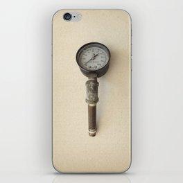 The Forgotten Workshop series- Pressure Gauge iPhone Skin