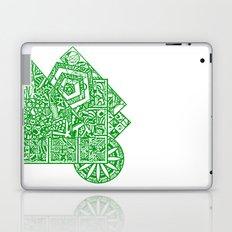 little green men Laptop & iPad Skin