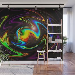 Abstract Perfection Wall Mural