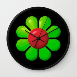 Flower - That '70s Show Wall Clock