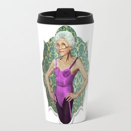 Golden Girls- Sexy Sophia Petrillo Travel Mug