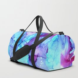 Parrot Tulips in the Wind by Studio 1153 Duffle Bag