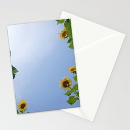 Melodie of sunshine Stationery Cards