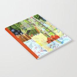 Little Red Fox Notebook