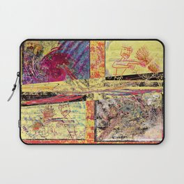 vs. the Coward Jesus Christ Laptop Sleeve