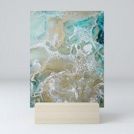 "Tides of Change | ""Sand Bar"" (2) Mini Art Print"