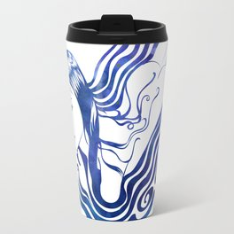 Water Nymph IX Travel Mug