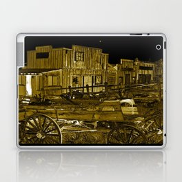 Whats left in the West Laptop & iPad Skin
