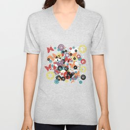 Maximum Joy Unisex V-Neck