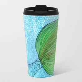 Mysterious Mermaid Travel Mug