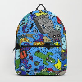 CARTOON GRAFFITI Backpack