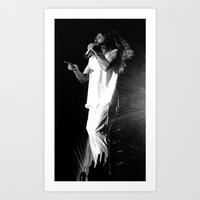 30 seconds to mars Art Prints featuring 30 Seconds to Mars by My own little world