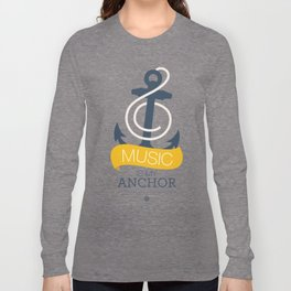 Anchor Long Sleeve T-shirt
