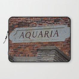 Toledo Zoo Aquaria Laptop Sleeve
