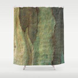 Eucalyptus Tree Bark 6 Shower Curtain