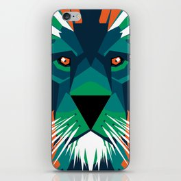 Aurora Lion iPhone Skin