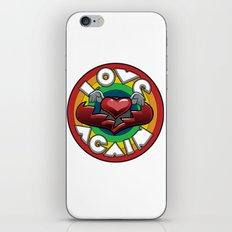 Love Again iPhone & iPod Skin