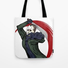 Kill them for mommy Tote Bag