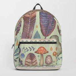 Ingredients of the secret forest Backpack