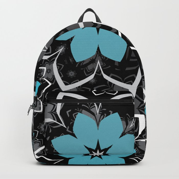 Flowers, Morning Creation..... Backpack
