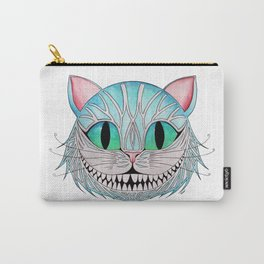 Cheshire Cat by Studinano Carry-All Pouch