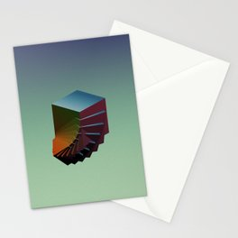 Landfill II Stationery Cards