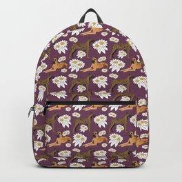 Great Dane Dog Bindle coat Backpack