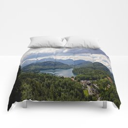 Bavaria, Germany Comforters