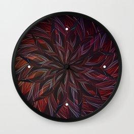 Miss Dala Wall Clock