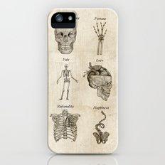 Anatomy lessons iPhone SE Slim Case