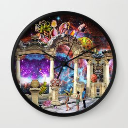 Minute Two Wall Clock