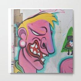 Graffiti4 Metal Print
