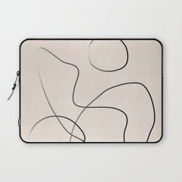 Abstract Line I Laptop Sleeve