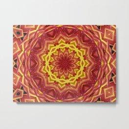 Sunflower Mix Metal Print