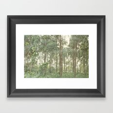 between the lines::uganda Framed Art Print