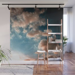 Heaven sky Wall Mural
