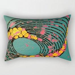 Deterioration Rectangular Pillow