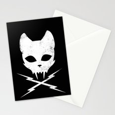 Stunt Kitty Stationery Cards