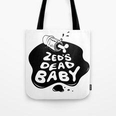 Zed's Dead Baby Tote Bag