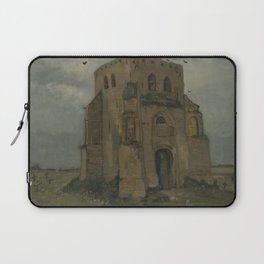 The Old Church Tower at Nuenen Laptop Sleeve