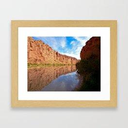 The Colorado Framed Art Print