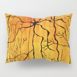 Neural Activity (An Ode to Cajal) Pillow Sham