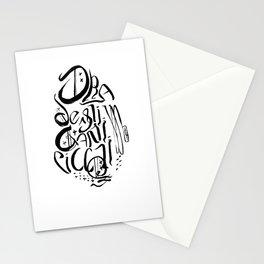Ora Degli Cani Piccoli Stationery Cards