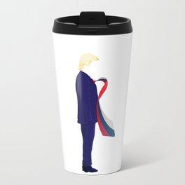 Russia Tie Travel Mug